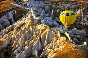 Ankara Hareketli Kapadokya Turu