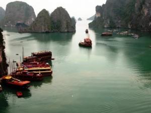 Vietnam & Kamboçya Turu