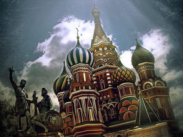 Moskova &; st. petersburg turu
